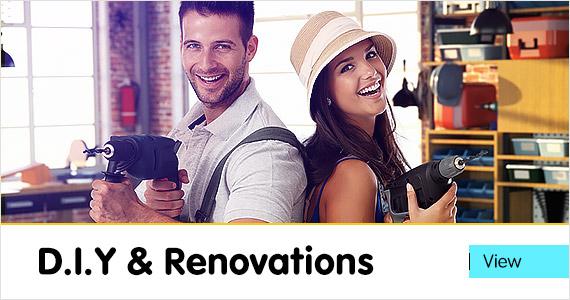 D.I.Y & Renovations