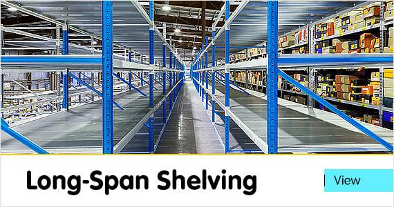 Long-Span Racking