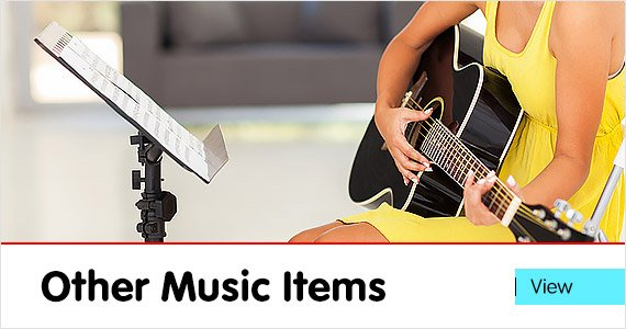 Other Music Items