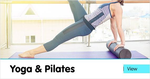 Yoga & Plilates