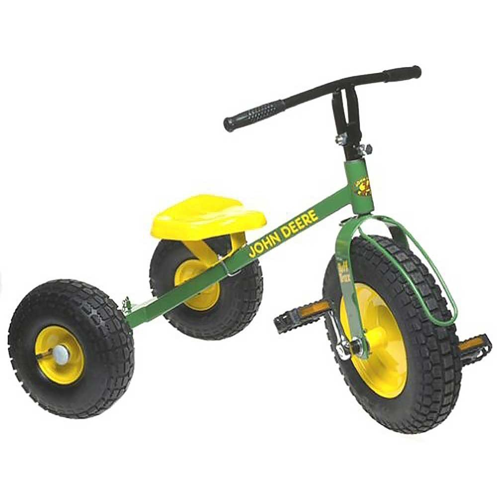 John Deere® Heavy Hauler Trike - 146798, Riding Toys at ...  |John Deere Trike Sturgis