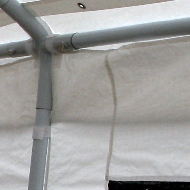 Wallaroo Premium 4x8 outdoor event marquee