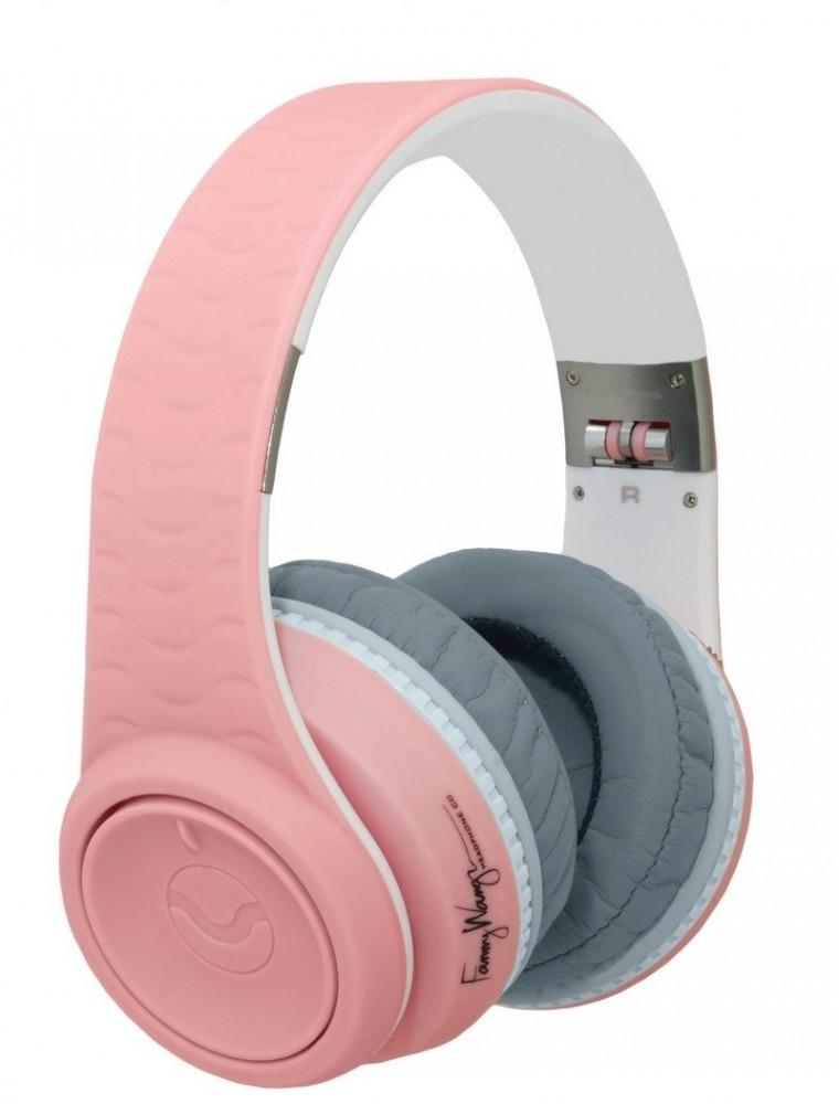 Fanny Wang 2000 Series Over Ear DJ Headphones - Pink