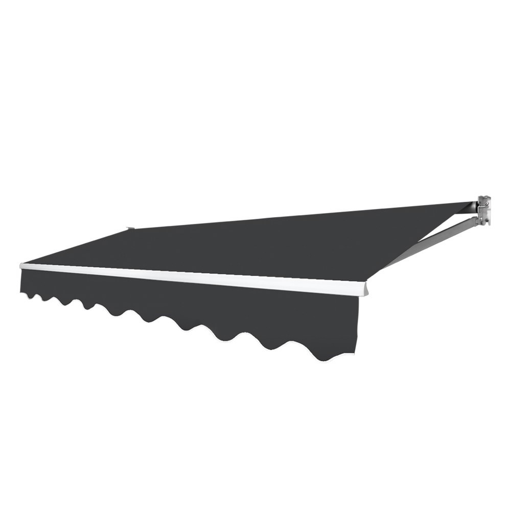 Retractable Outdoor Arm Awning 3 x 2.5M - Grey