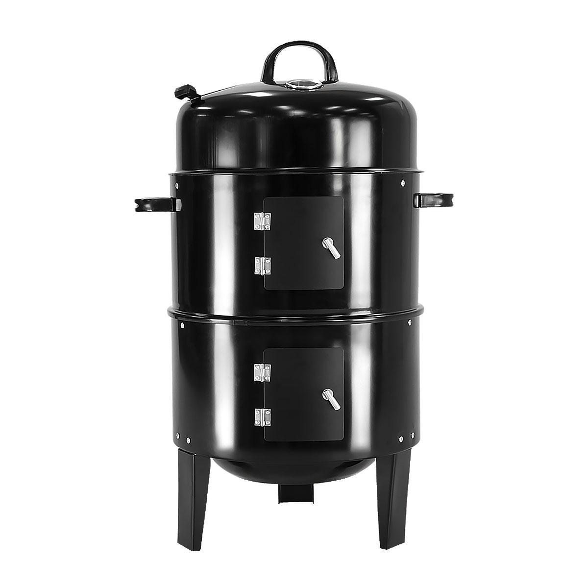 Wallaroo 3-in-1 Charcoal BBQ Smoker