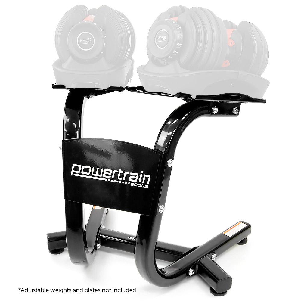 Powertrain Adjustable Dumbbells Stand