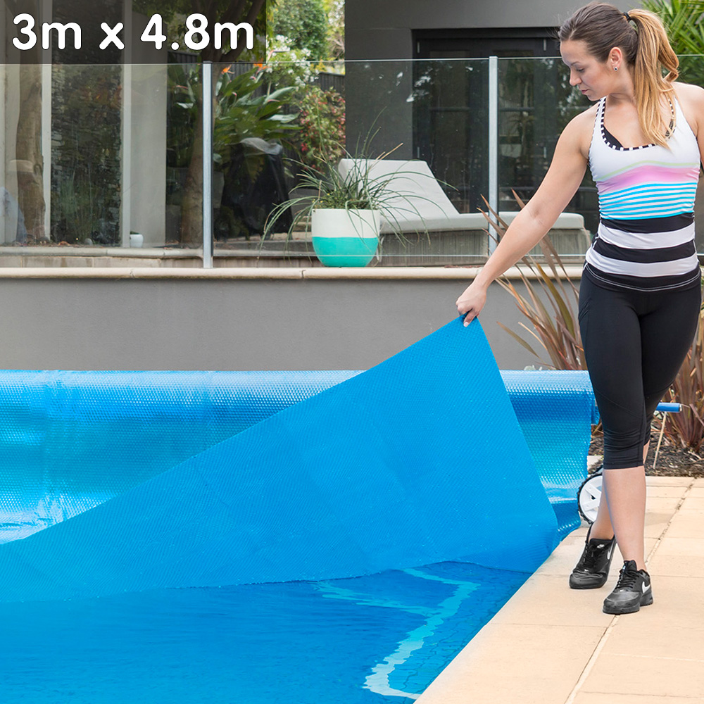 Swimming Pool spa solar cover 3 x 4.8m
