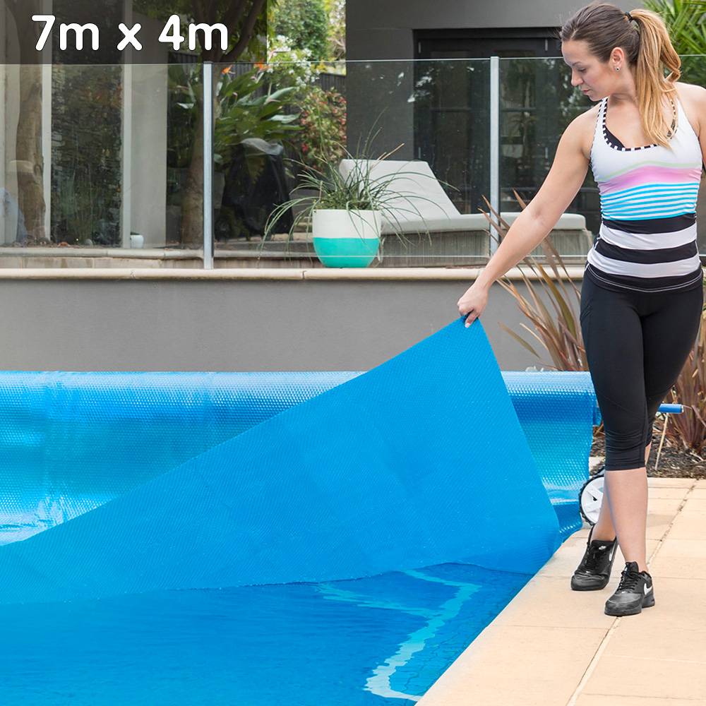 Swimming Pool spa solar cover 7 x 4m