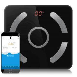 SOGA Wireless Bluetooth Digital Body Fat Scale Health Analyser