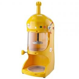 SOGA 300W Commercial Ice Shaver Crusher Machine Automatic Cone Maker
