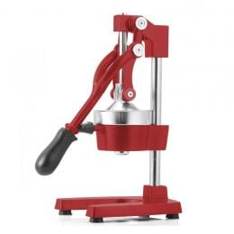 Commercial Manual Juicer Hand Press Juice Extractor Squeezer  Red