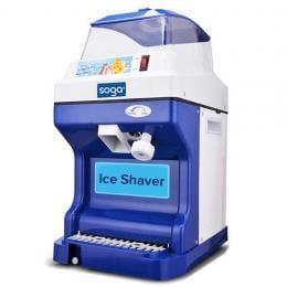 SOGA Commercial Ice Shaver Ice Crusher Slicer Smoothie Maker Machine