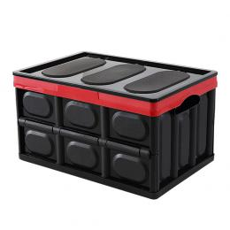 1pk 30L 43x30x23 Collapsible Truck Storage Bins