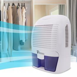 1500ML Clean Air Max Dehumidifier Portable Electric Office Home White