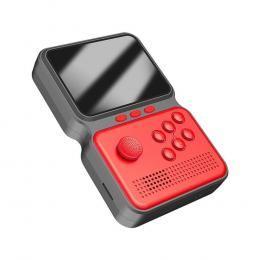 Portable Handheld Game Console Red