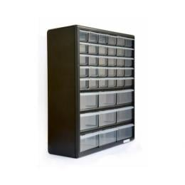 Storage Cabinet Drawers 39 Tool Box Containers Organiser Cupboard
