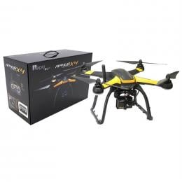 Aerpro 1080p GPS Inspection Drone with Camera REFURBISHED