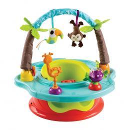 Summer Infant Super Booster Seat Deluxe - Wild Safari