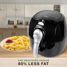 Kitchen Couture 4L Air Fryer Healthy Food Cooking Low Fat