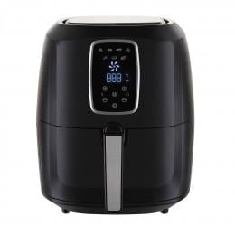 Digital Air Fryer 7L Black LED Display Kitchen Couture Healthy Cooking
