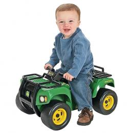 John Deere Kids Sit n Scoot Buck ATV