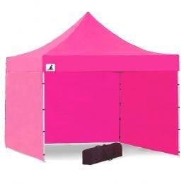 Wallaroo 3x3 Marquee - PopUp Gazebo - Pink