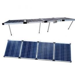 BAINTUFF Foldable Solar Panel (50W x 4 Panels) - includes bag
