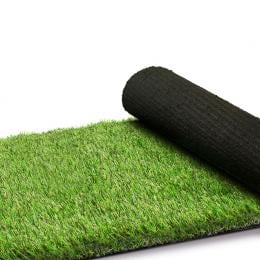 40MM Fake Grass Artificial Synthetic Pegs Turf Plastic Plant Mat Lawn