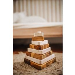 Child Friendly Stacking Triangle