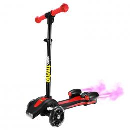 Go Skitz Turbo 3 Wheeler Scooter - Red