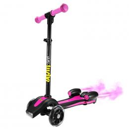 Go Skitz Turbo 3 Wheeler Scooter - Pink