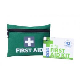 43pcs Mini First Aid Kit Emergency  Medical Survivial