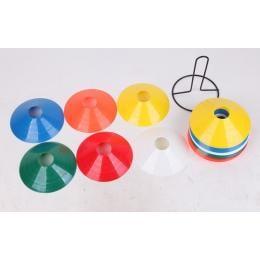 60pcs Training Cones Set
