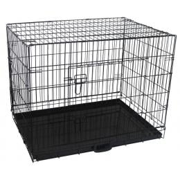 36 Inch Pet Dog Crate With Waterproof Cover
