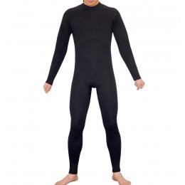 Mens Steamer Wetsuit Long Sleeve/leg 3mm Neoprene Suit - Extra Large