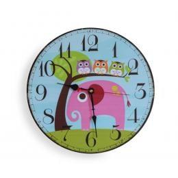Large Kids Wall Clock