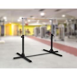 Gymnastics Training Bar Kids Adjustable Horizontal Kip Fitness Gym