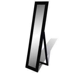 Free Standing Mirror Full Length Black