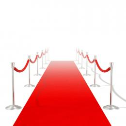 Red Carpet 1 X 5 M Extra Heavy 400 G/m
