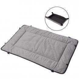 Dog Bed Grey 65x80 Cm