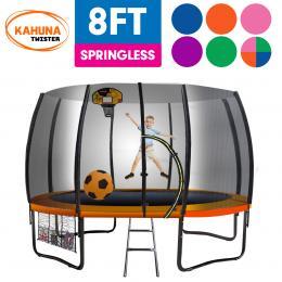 Kahuna Twister 8ft Springless Trampoline