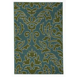 Aspen Damask Outdoor Rug 160x110cm