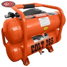 Airco Colt Air Compressor 16 Litre Twin Tank - 2.0HP - 217 L/Min