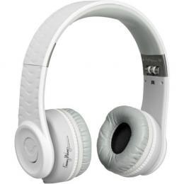Fanny Wang 1000 Series On Ear Headphones - White