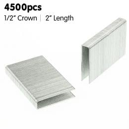 Staple Nails for 15 Gauge Flooring Nailer Gun
