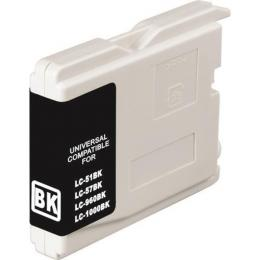 Suit Brother. LC37 LC57 Black Compatible Inkjet Cartridge