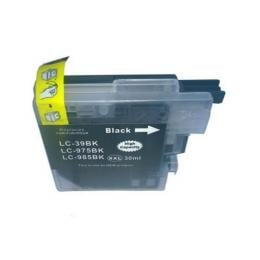 Suit Brother. LC39 Compatible Black Cartridge