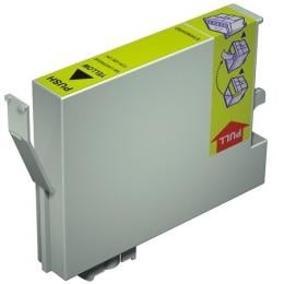 Suit Epson. T0634 Yellow Compatible Inkjet Cartridge