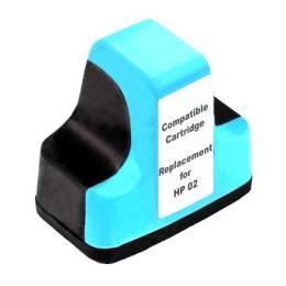 Suit HP. 02XXL Light Cyan Compatible Inkjet Cartridge