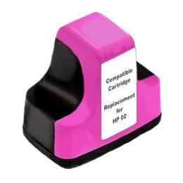Suit HP. 02XXL Magenta Compatible Inkjet Cartridge